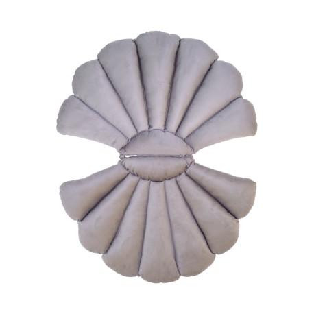DARK GREY FLOATYshell pagalvė