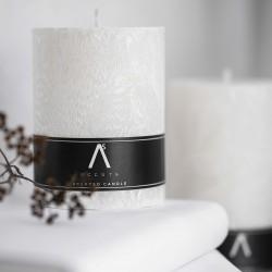 AS SCENTS palmių vaško aromatinės žvakės