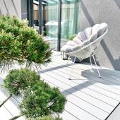 🌿 Ši vasara  lepina nuostabiu oru - tad išnaudokite saulėtas dienas ir šiltus vakarus stilingoje ir patogioje terasoje🌿 Skandinaviškus lauko baldus bei prabanga dvelkiančias FLOATYshell pagalvėles rasite www.FLOATY.LT